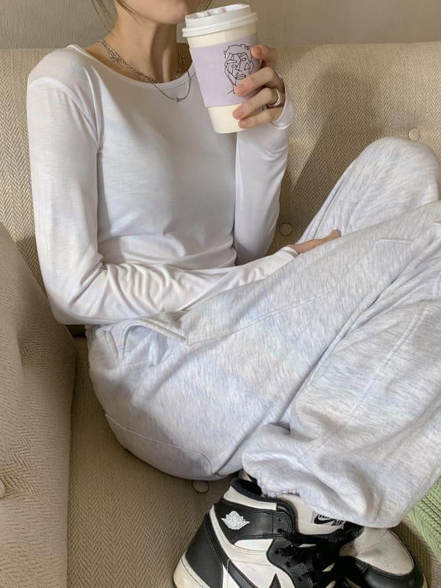 WEARING - Korean Children Fashion - #Kfashion4kids - Warmer Long Sleeve Tee - 3