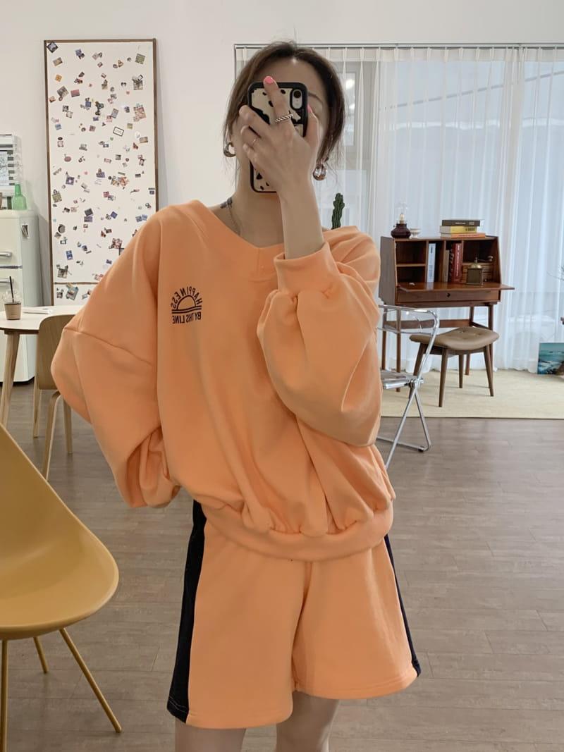 WEARING - Korean Children Fashion - #Kfashion4kids - Berry Sweatshirt