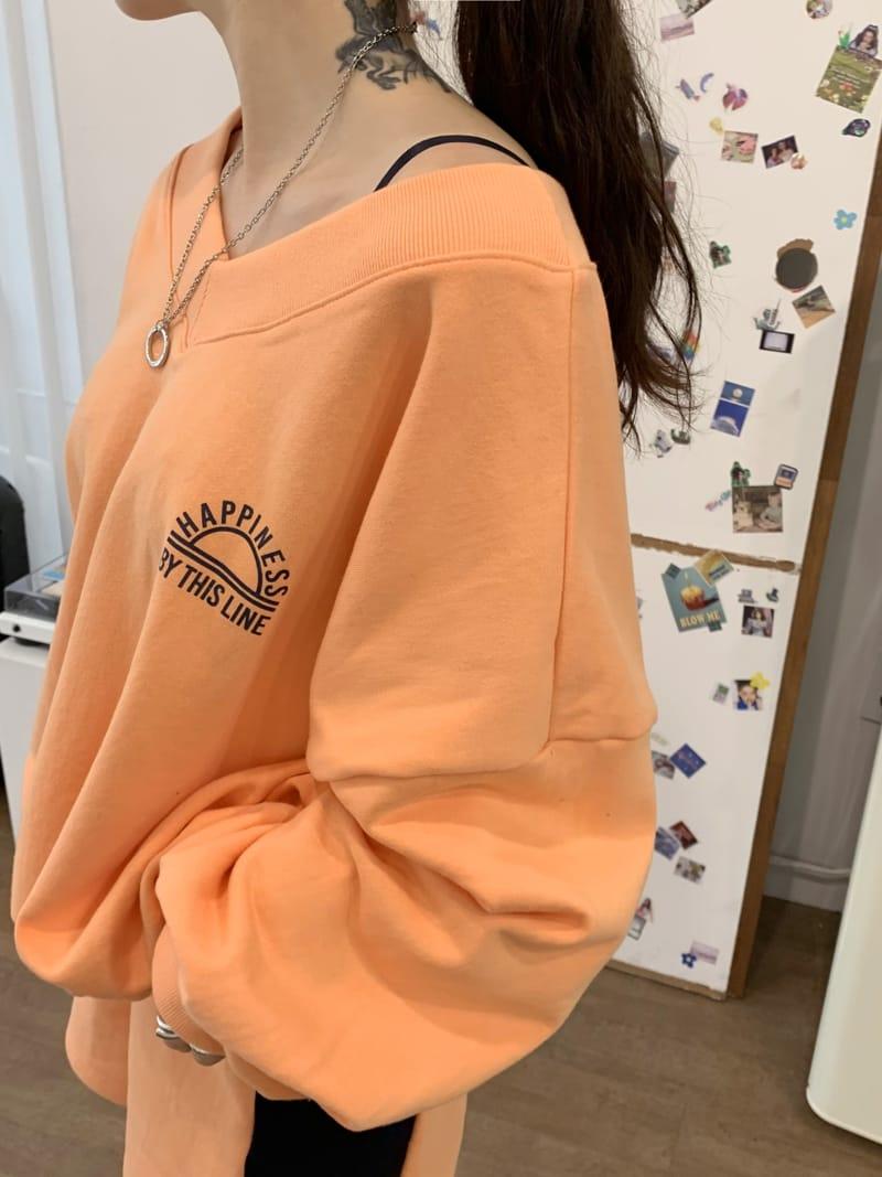 WEARING - Korean Children Fashion - #Kfashion4kids - Berry Sweatshirt - 3