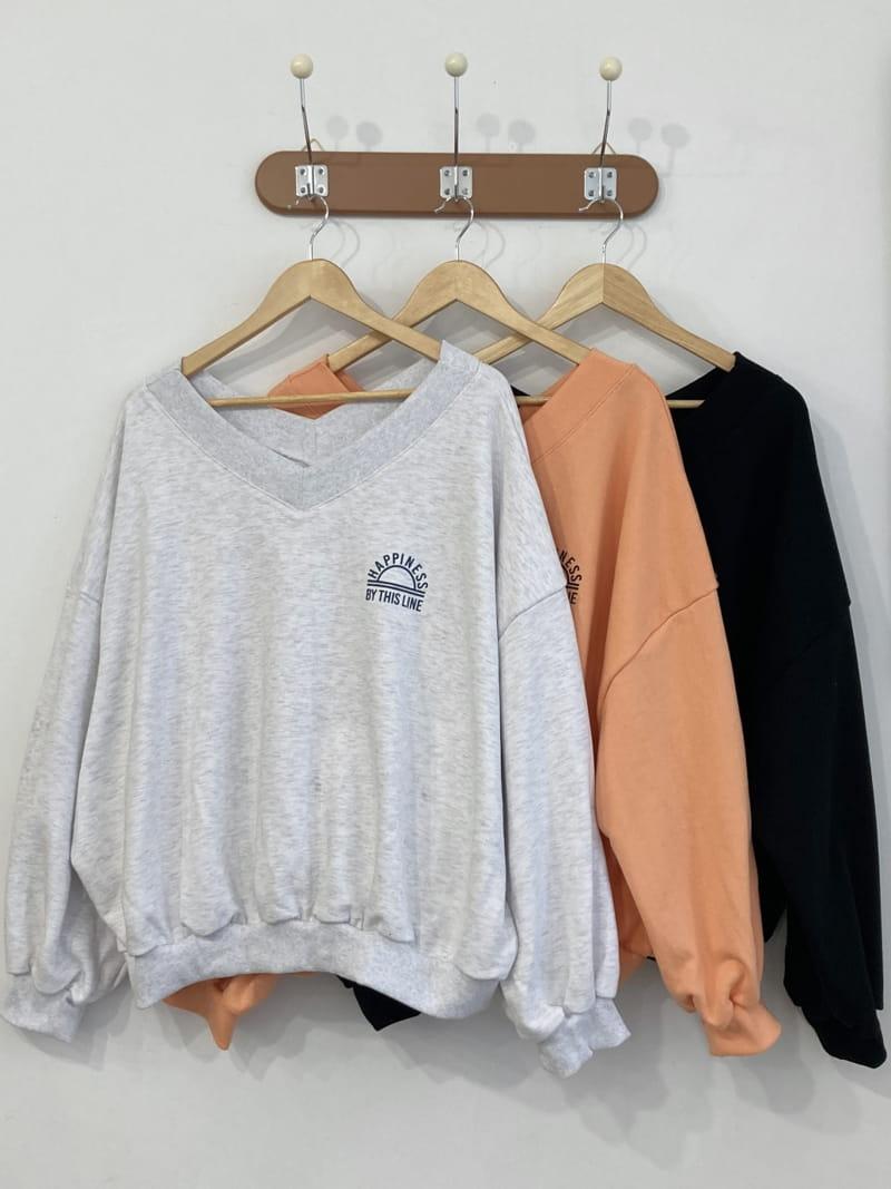 WEARING - Korean Children Fashion - #Kfashion4kids - Berry Sweatshirt - 4