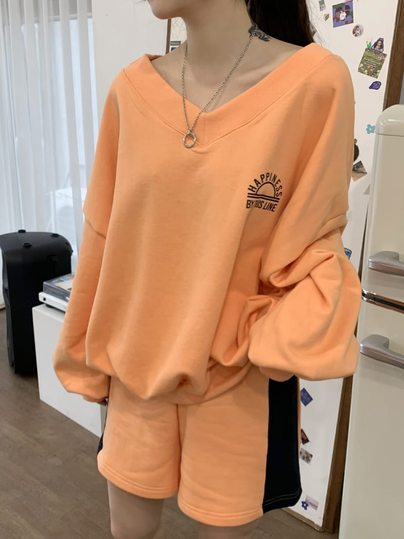 WEARING - BRAND - Korean Children Fashion - #Kfashion4kids - Berry Sweatshirt