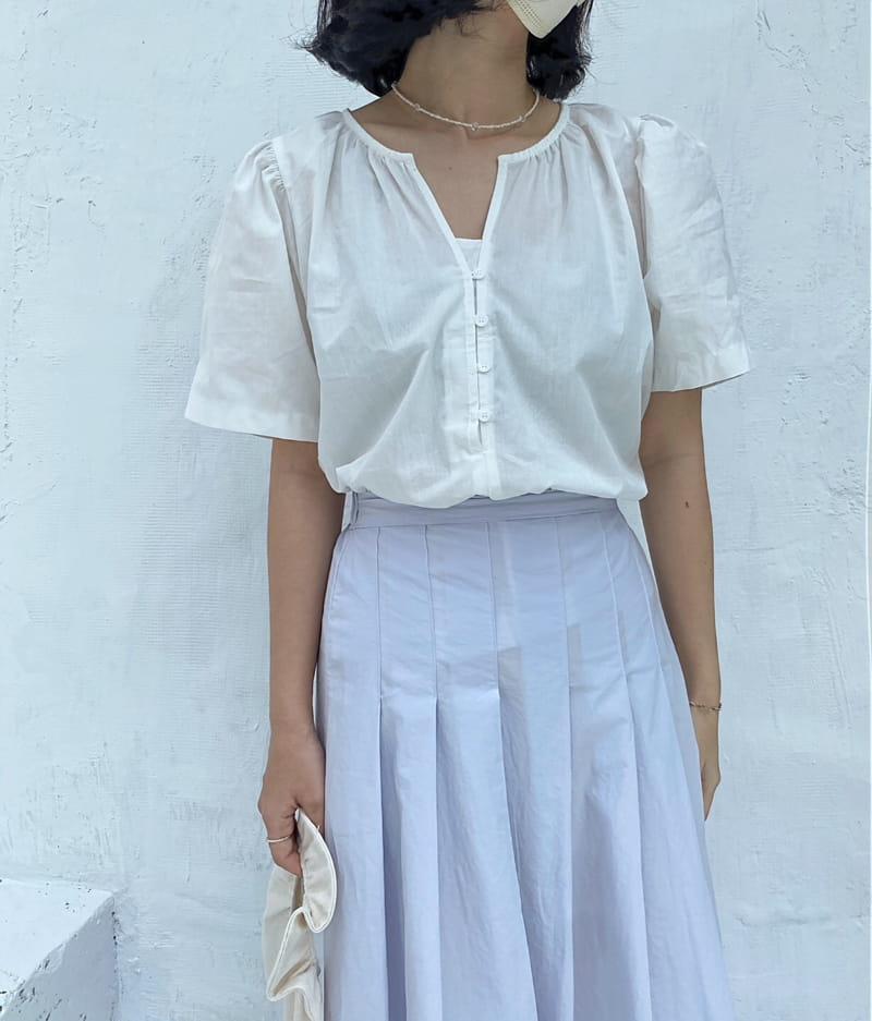 YES I LIKE YOU - BRAND - Korean Children Fashion - #Kfashion4kids - Cos Blouse