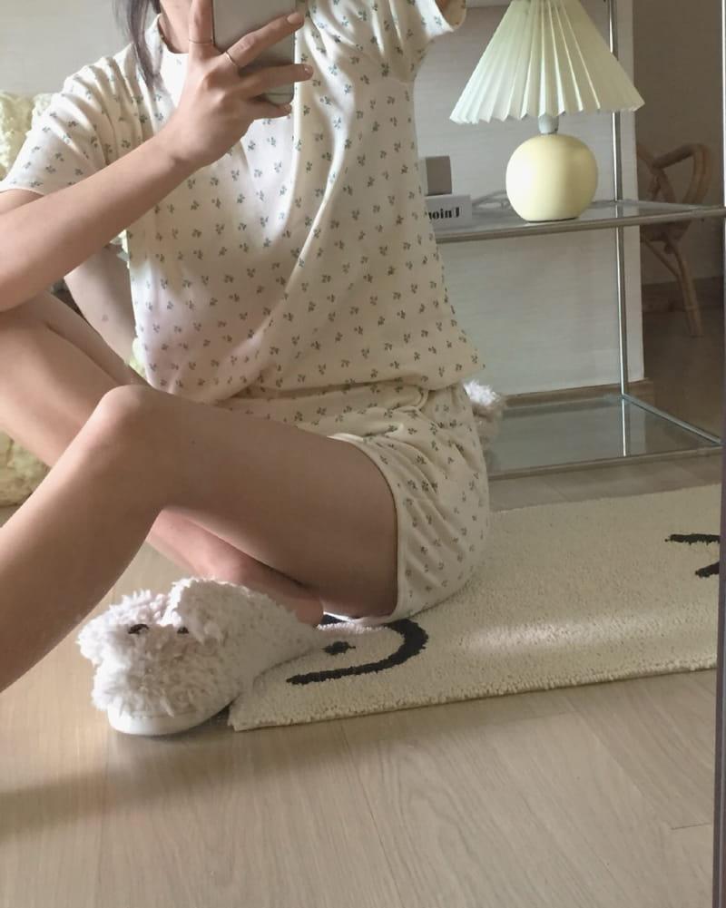 YES I LIKE YOU - Korean Children Fashion - #Kfashion4kids - Small Pajamas Set