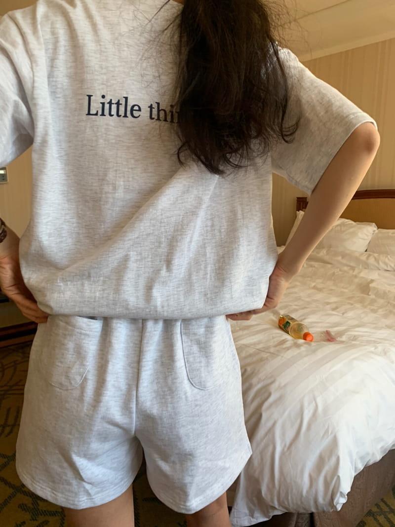 YES I LIKE YOU - Korean Children Fashion - #Kfashion4kids - Little Tee - 3