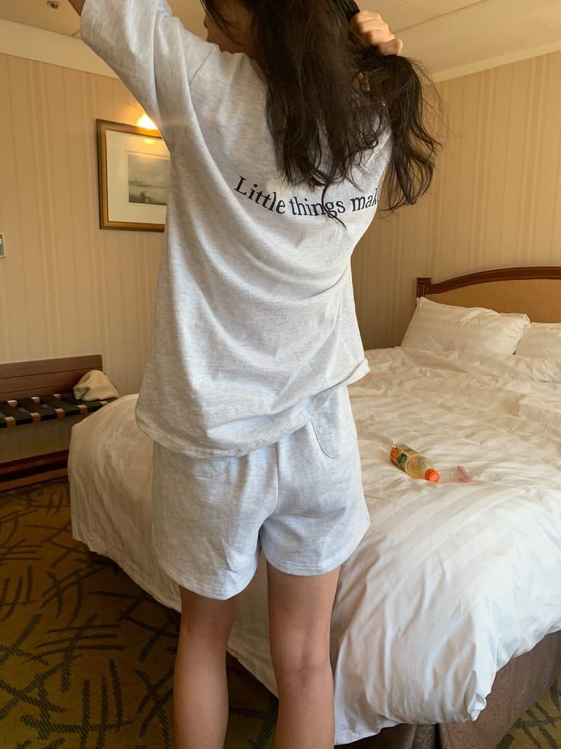 YES I LIKE YOU - BRAND - Korean Children Fashion - #Kfashion4kids - Little Tee