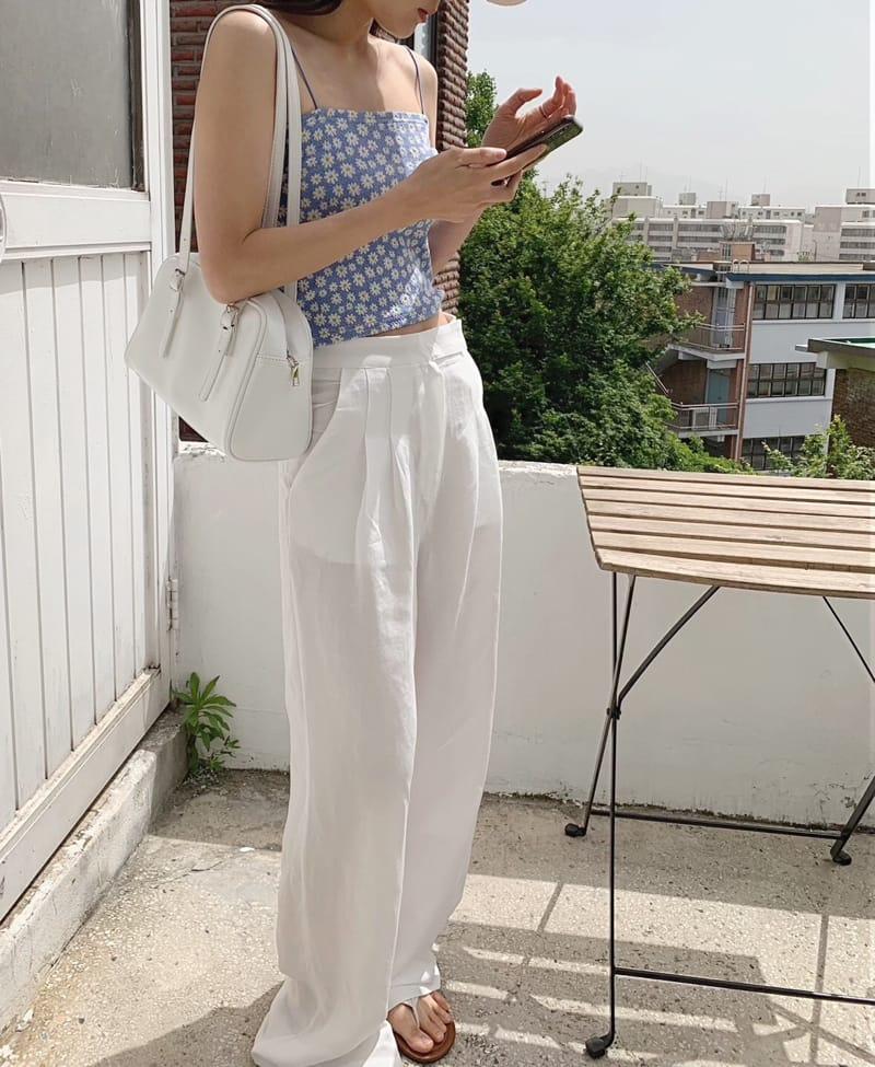 YES I LIKE YOU - Korean Children Fashion - #Kfashion4kids - Flower Top  - 4