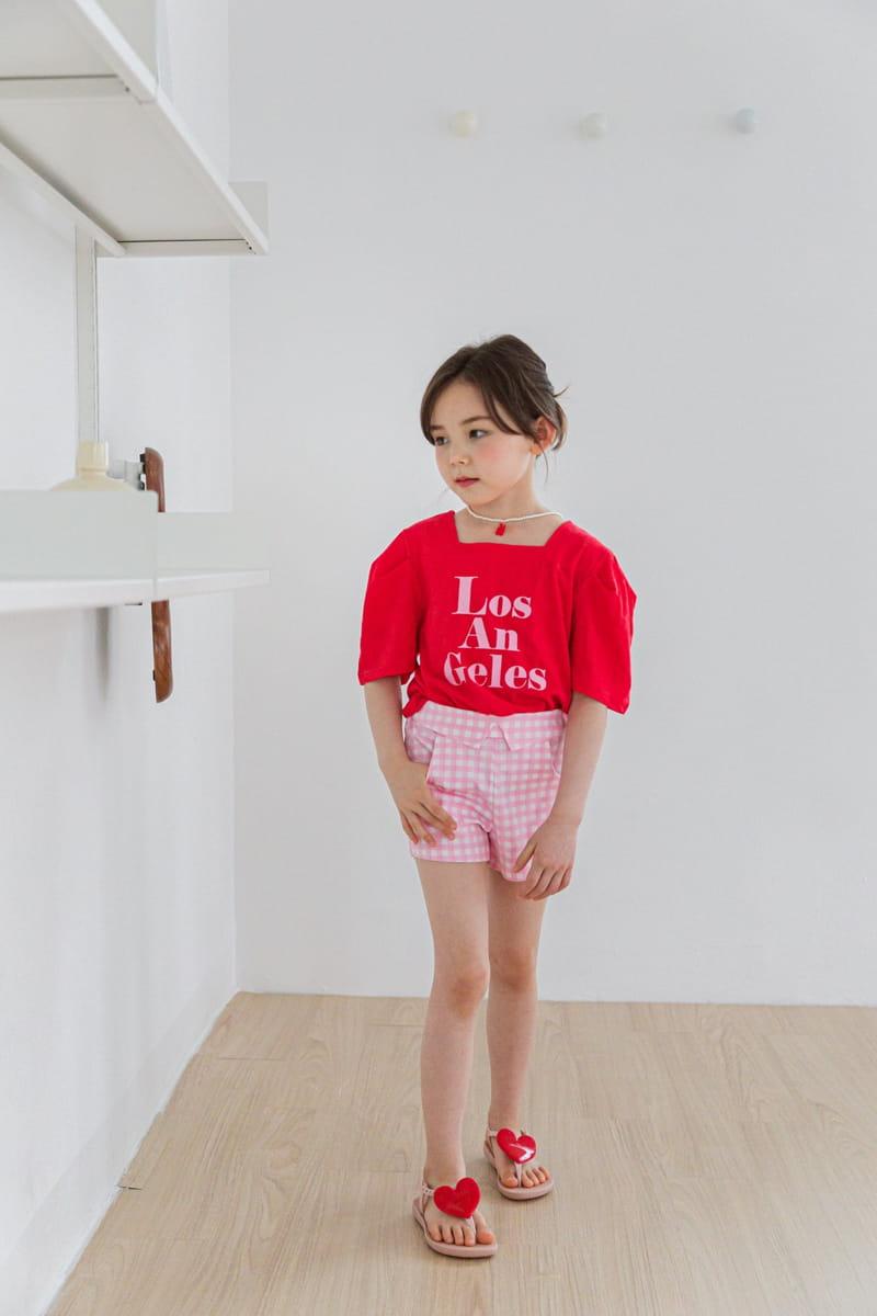BERRY BERRY - Korean Children Fashion - #Kfashion4kids - LA Tee - 10