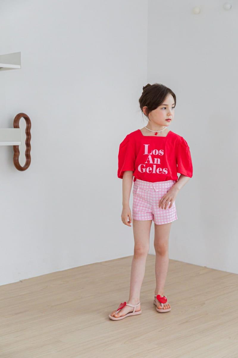 BERRY BERRY - Korean Children Fashion - #Kfashion4kids - LA Tee - 6