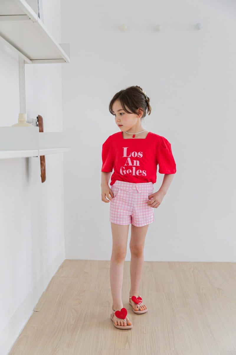 BERRY BERRY - Korean Children Fashion - #Kfashion4kids - LA Tee - 7
