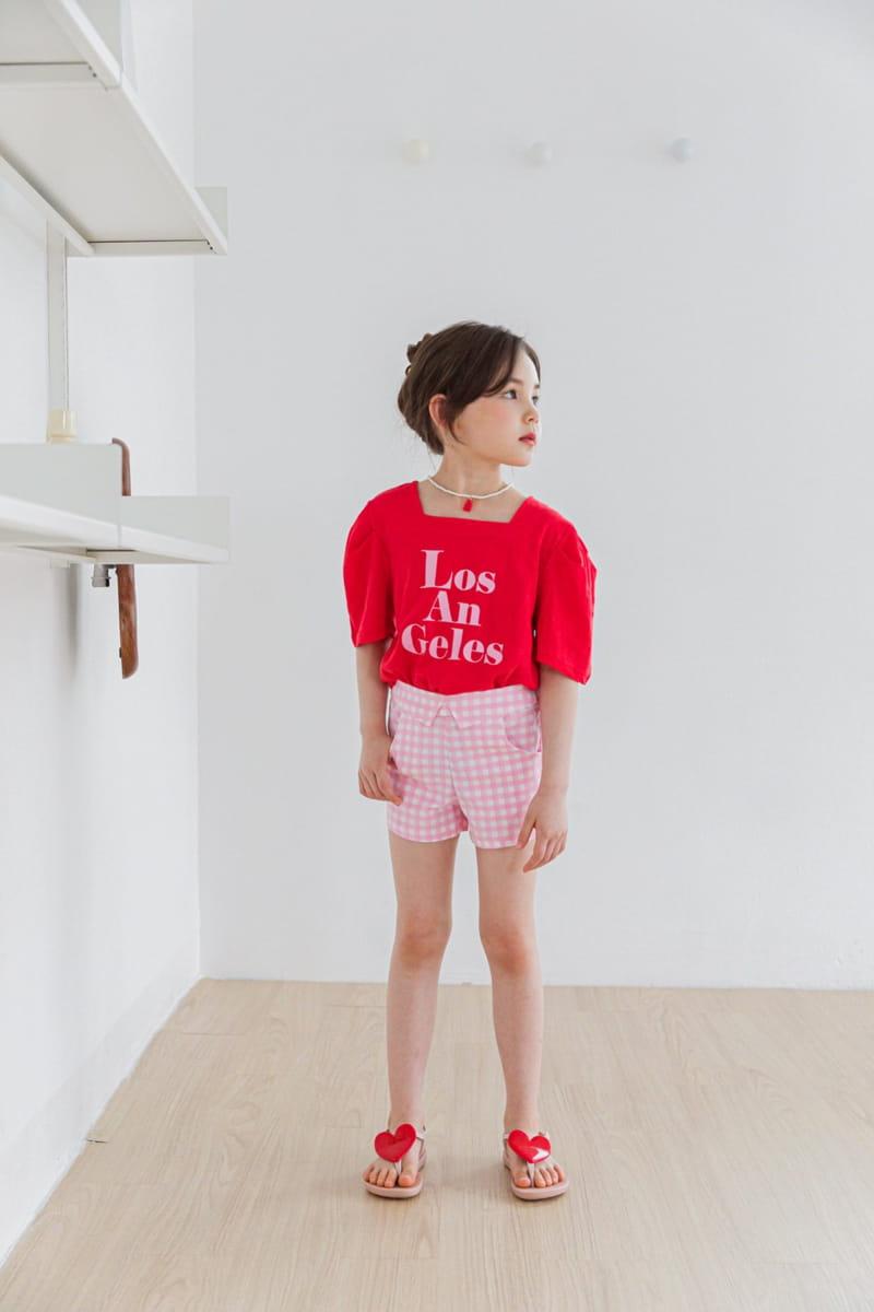 BERRY BERRY - Korean Children Fashion - #Kfashion4kids - LA Tee - 9
