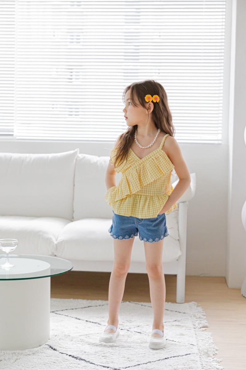 BERRY BERRY - Korean Children Fashion - #Kfashion4kids - Square Sleeveless  - 12