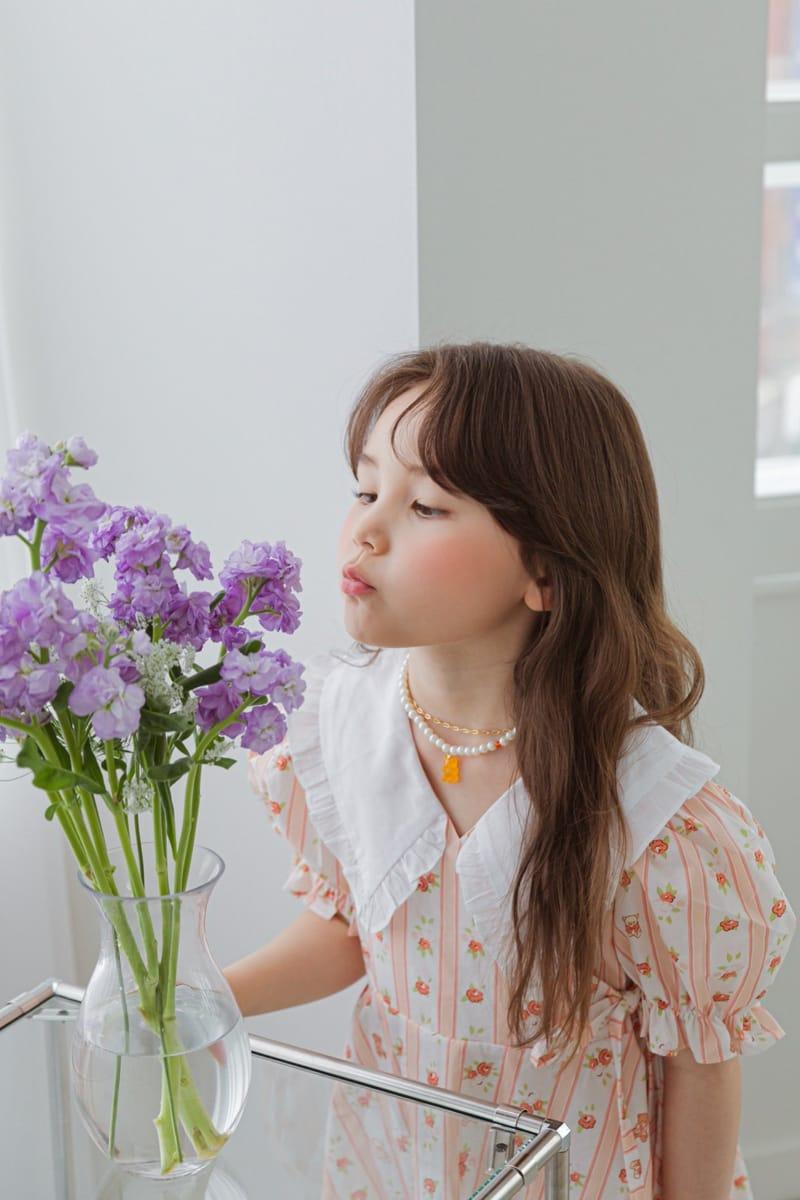 BERRY BERRY - Korean Children Fashion - #Kfashion4kids - Bear One-piece - 11