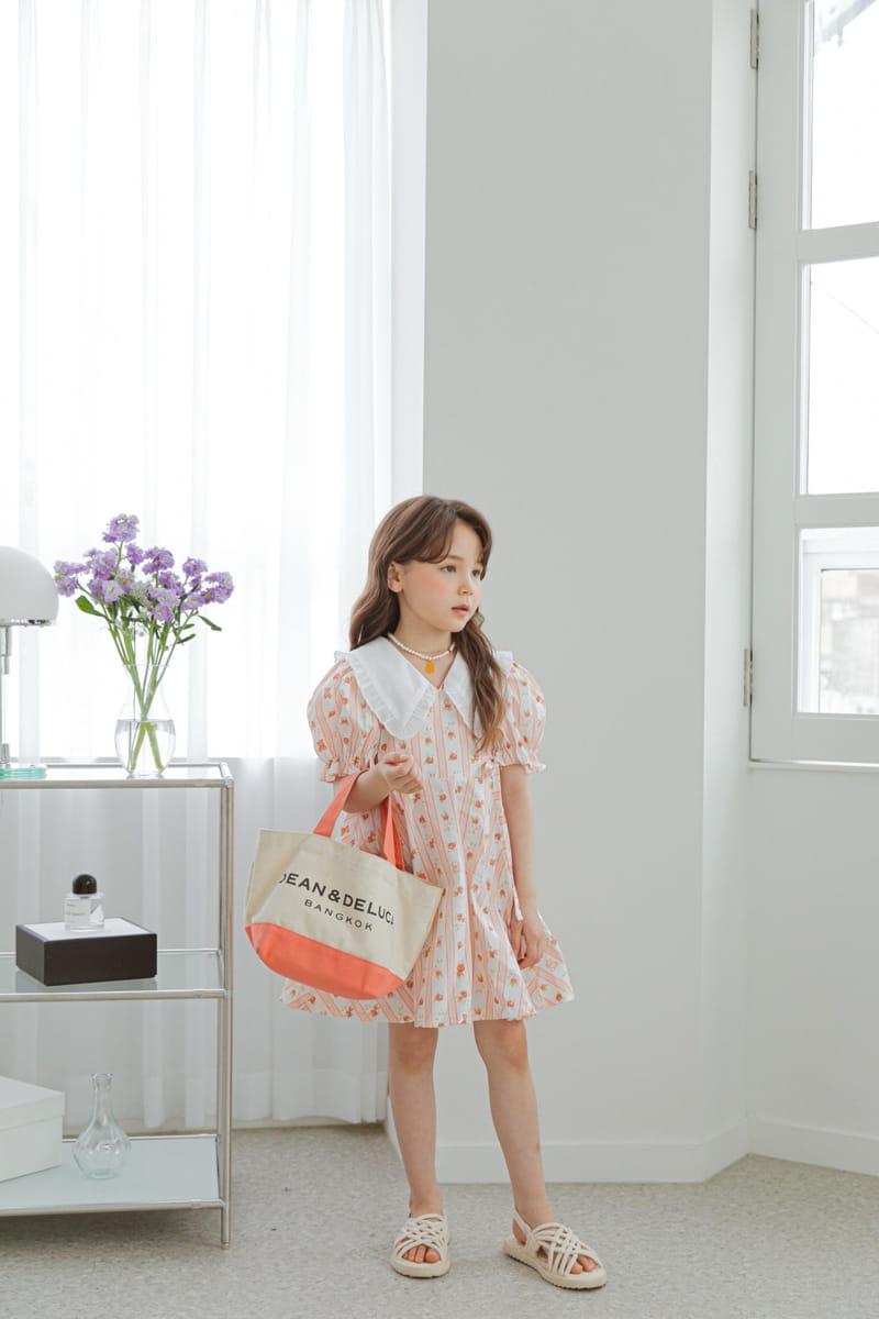 BERRY BERRY - Korean Children Fashion - #Kfashion4kids - Bear One-piece - 3