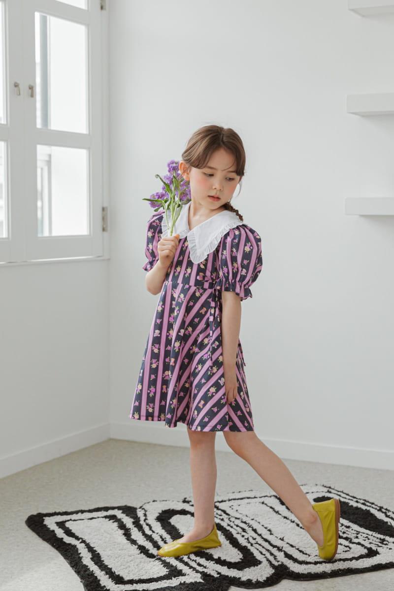BERRY BERRY - Korean Children Fashion - #Kfashion4kids - Bear One-piece - 5
