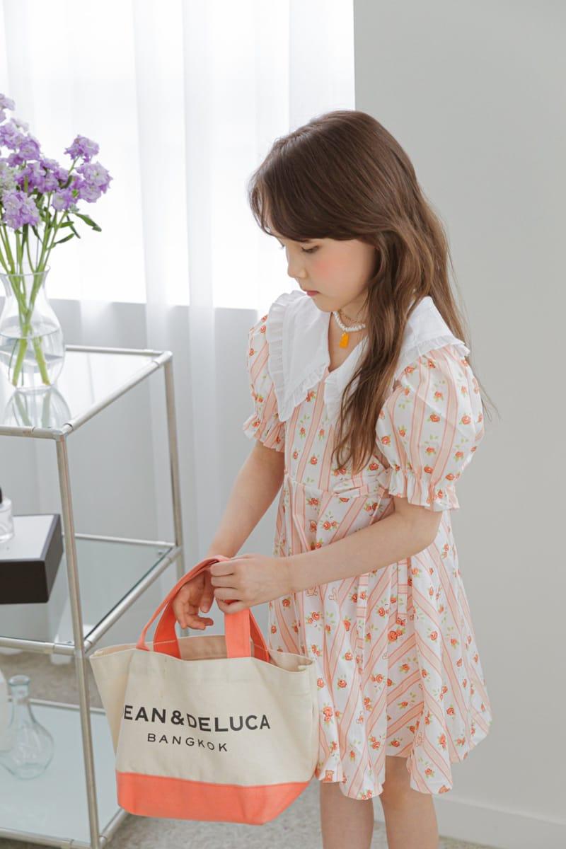 BERRY BERRY - Korean Children Fashion - #Kfashion4kids - Bear One-piece - 7