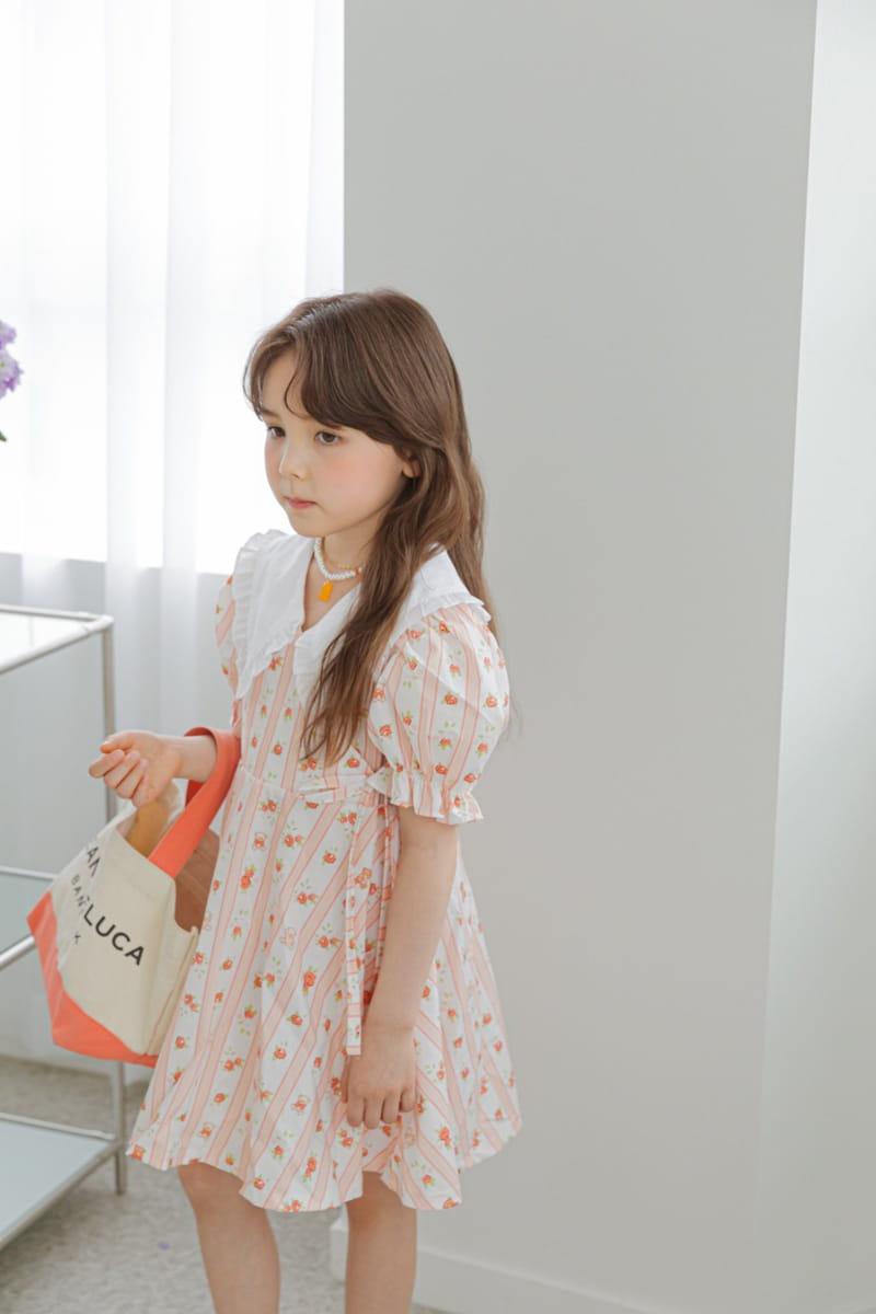 BERRY BERRY - Korean Children Fashion - #Kfashion4kids - Bear One-piece - 8