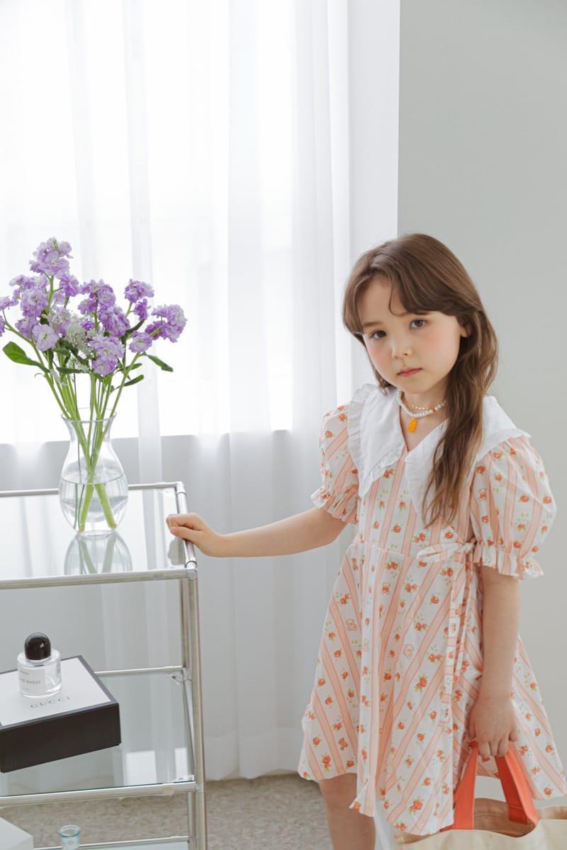 BERRY BERRY - Korean Children Fashion - #Kfashion4kids - Bear One-piece - 9