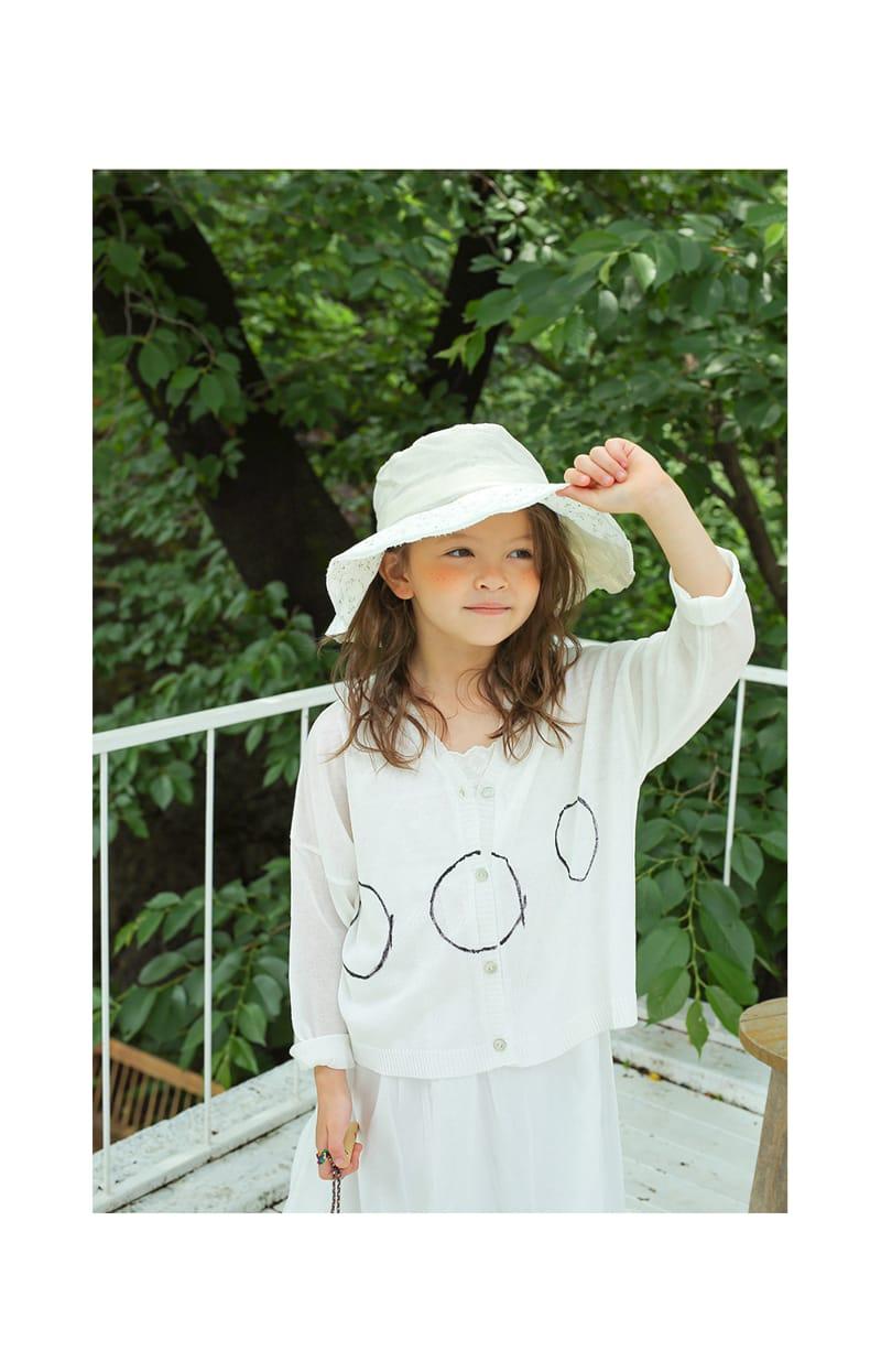 BIEN A BIEN - Korean Children Fashion - #Kfashion4kids - May Cardigan