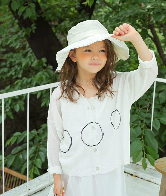 BIEN A BIEN - BRAND - Korean Children Fashion - #Kfashion4kids - May Cardigan
