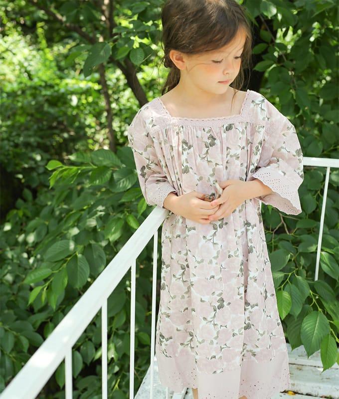 BIEN A BIEN - BRAND - Korean Children Fashion - #Kfashion4kids - Rudy One-piece
