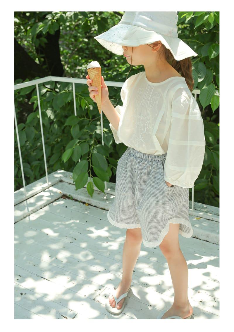 BIEN A BIEN - Korean Children Fashion - #Kfashion4kids - Earling Blouse