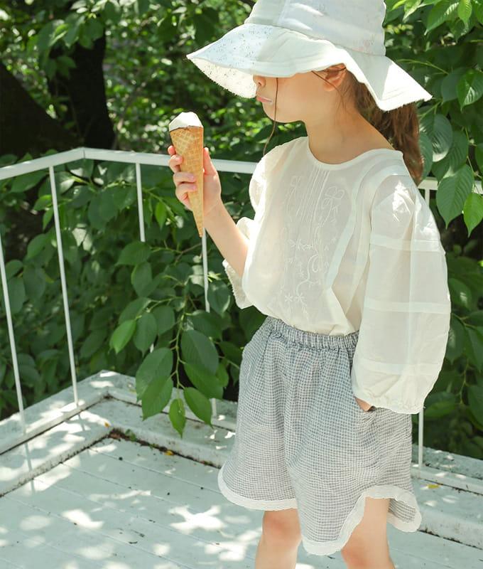 BIEN A BIEN - BRAND - Korean Children Fashion - #Kfashion4kids - Earling Blouse
