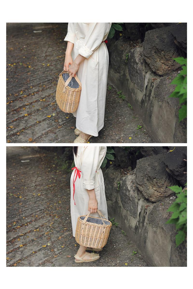 BIEN A BIEN - Korean Children Fashion - #Kfashion4kids - Barin Basket Bag