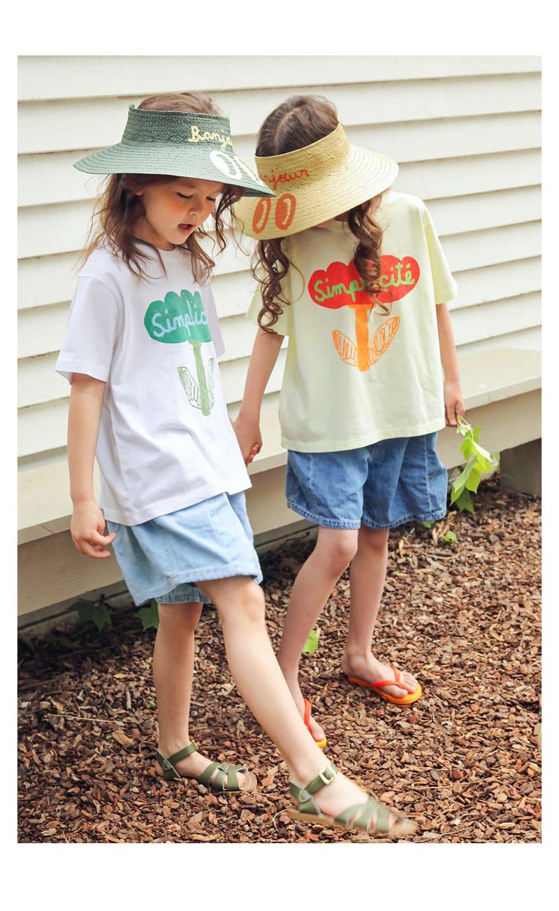 BIEN A BIEN - Korean Children Fashion - #Kfashion4kids - Cine Waggol Suncap