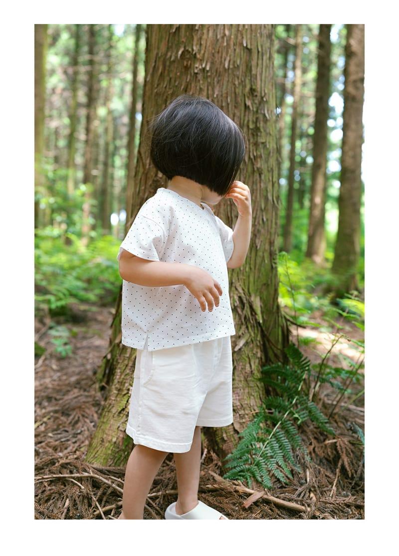 BIEN A BIEN - Korean Children Fashion - #Kfashion4kids - Pla Shorts