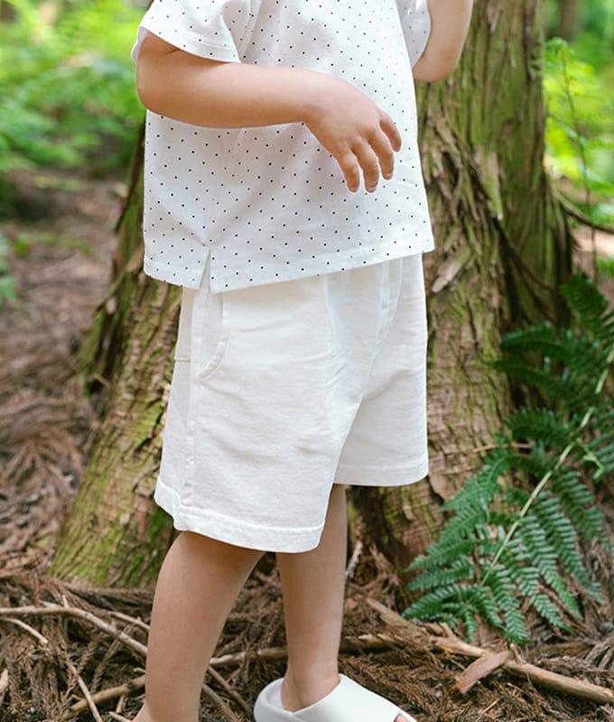 BIEN A BIEN - BRAND - Korean Children Fashion - #Kfashion4kids - Pla Shorts
