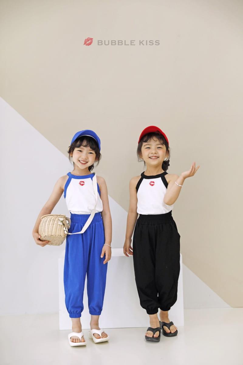 BUBBLE KISS - Korean Children Fashion - #Kfashion4kids - Buki Top Bottom Set - 11