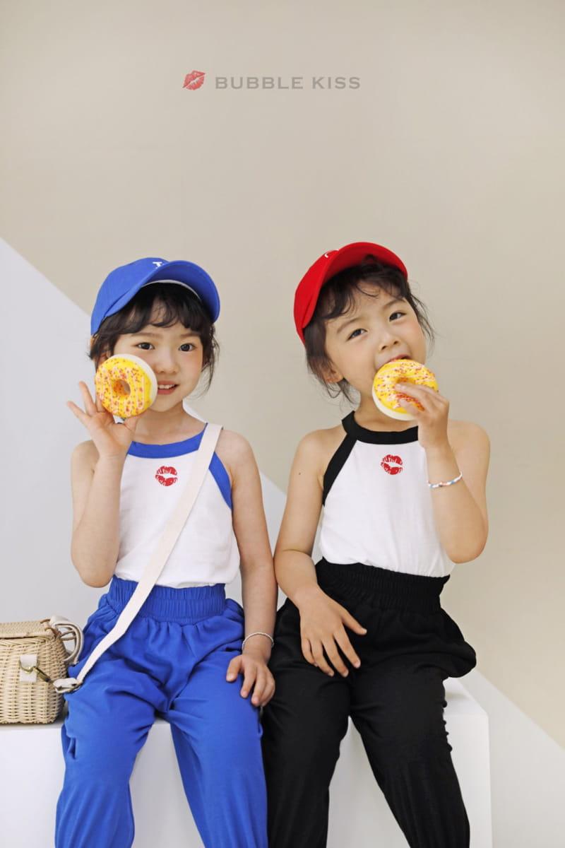 BUBBLE KISS - Korean Children Fashion - #Kfashion4kids - Buki Top Bottom Set - 8