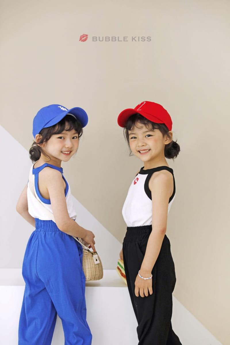 BUBBLE KISS - Korean Children Fashion - #Kfashion4kids - Buki Top Bottom Set - 9