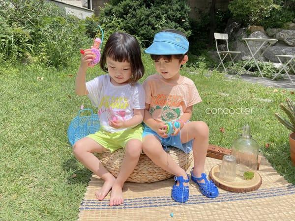 CONCOCTER - Korean Children Fashion - #Kfashion4kids - Fruit Tee - 4