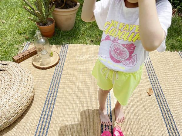 CONCOCTER - Korean Children Fashion - #Kfashion4kids - Fruit Tee - 5