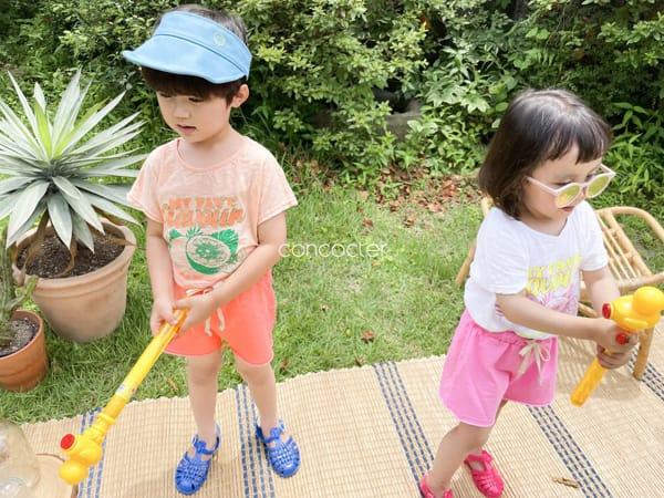 CONCOCTER - Korean Children Fashion - #Kfashion4kids - Fruit Tee - 6