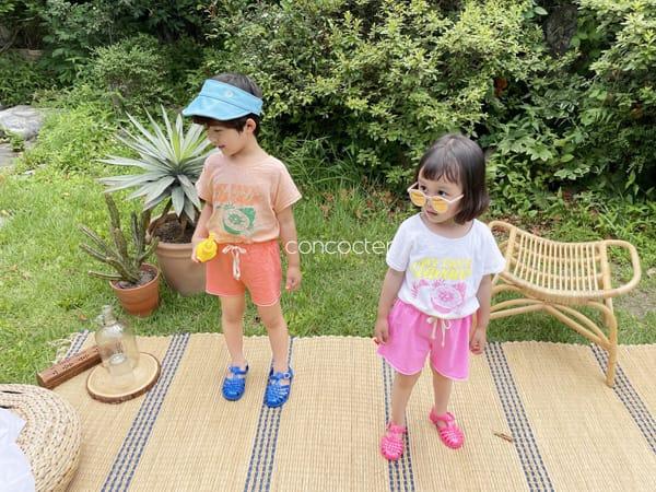 CONCOCTER - Korean Children Fashion - #Kfashion4kids - Fruit Tee - 7