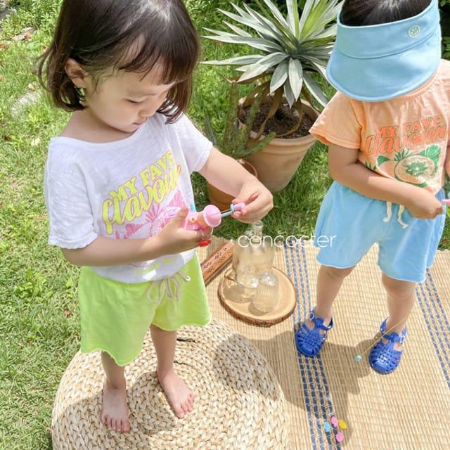 CONCOCTER - BRAND - Korean Children Fashion - #Kfashion4kids - Fruit Tee
