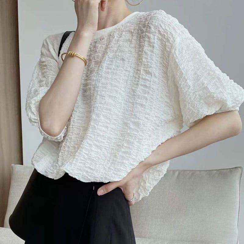 EVERYTHING WITH ME - Korean Children Fashion - #Kfashion4kids - Momo Sweatshirt