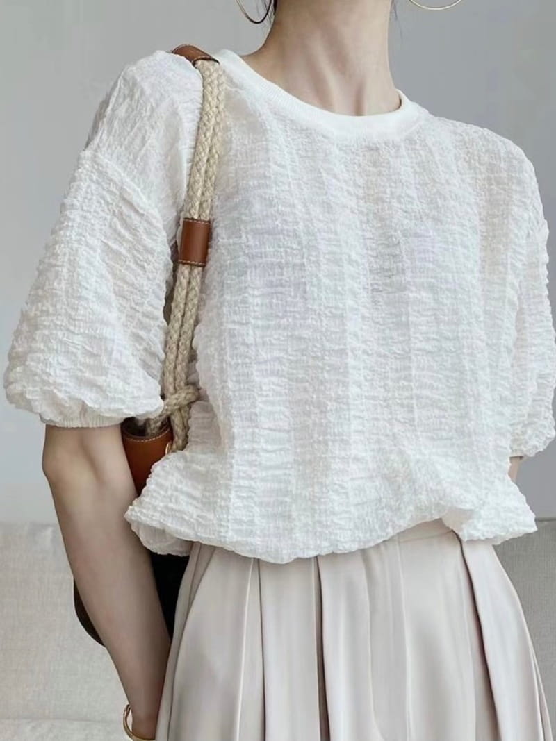 EVERYTHING WITH ME - BRAND - Korean Children Fashion - #Kfashion4kids - Momo Sweatshirt