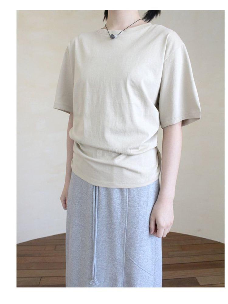 EVERYTHING WITH ME - Korean Children Fashion - #Kfashion4kids - Luru Tee - 4