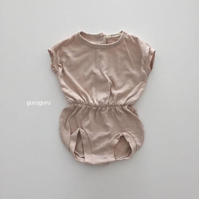 GURU GURU - Korean Children Fashion - #Kfashion4kids - Plain Bodysuit