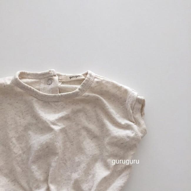 GURU GURU - Korean Children Fashion - #Kfashion4kids - Plain Bodysuit - 3