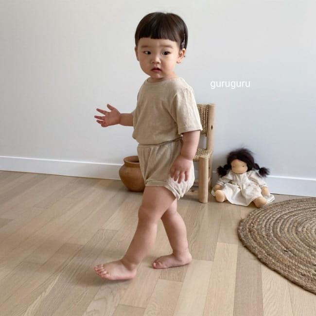 GURU GURU - Korean Children Fashion - #Kfashion4kids - Duck Top Bottom Set - 7