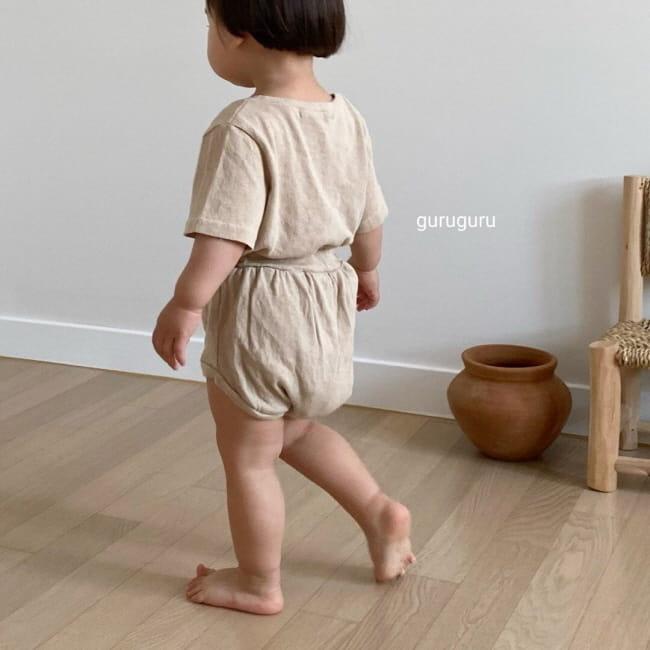 GURU GURU - Korean Children Fashion - #Kfashion4kids - Duck Top Bottom Set - 9