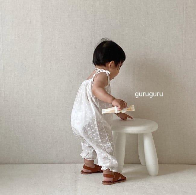 GURU GURU - Korean Children Fashion - #Kfashion4kids - Snow Flower Bodysuit - 2