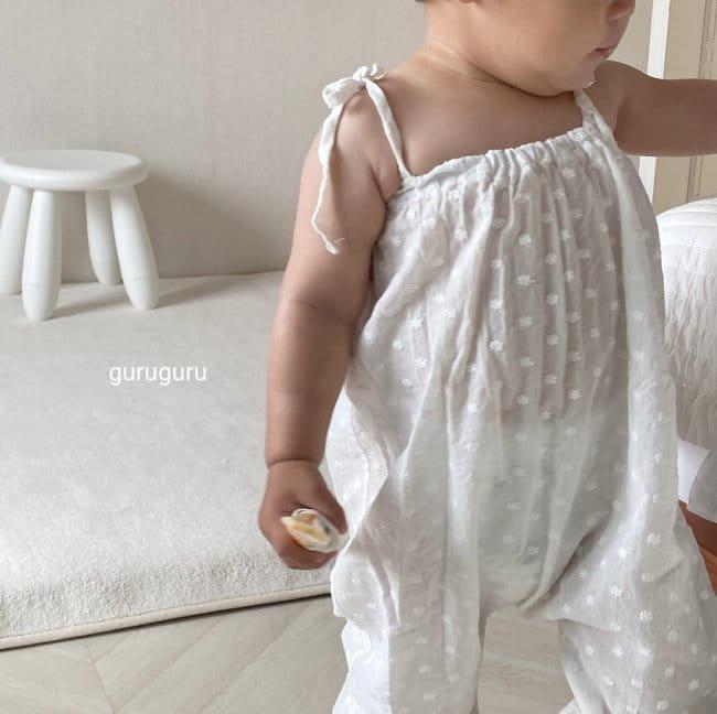GURU GURU - Korean Children Fashion - #Kfashion4kids - Snow Flower Bodysuit - 3