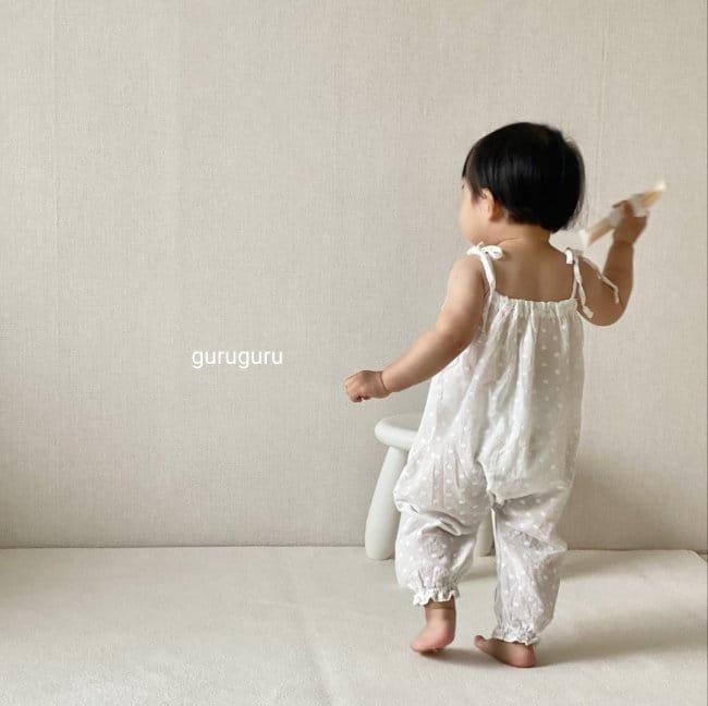 GURU GURU - Korean Children Fashion - #Kfashion4kids - Snow Flower Bodysuit - 4