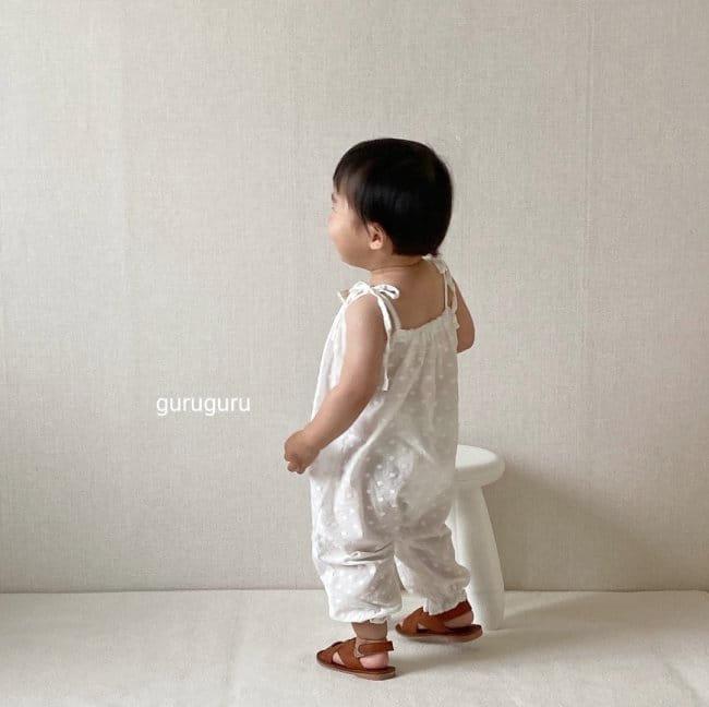 GURU GURU - Korean Children Fashion - #Kfashion4kids - Snow Flower Bodysuit - 5