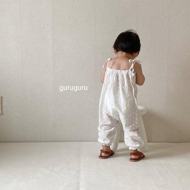 GURU GURU - Korean Children Fashion - #Kfashion4kids - Snow Flower Bodysuit - 6